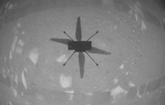 Trực thăng của NASA và chuyến bay lịch sử trên sao Hỏa