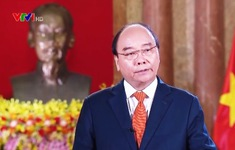 Chủ tịch nước Nguyễn Xuân Phúc: Việt Nam ủng hộ thúc đẩy kết nối để phục hồi sau dịch COVID-19