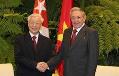 Toàn văn thư Tổng Bí thư gửi đồng chí Raul Castro