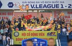 Đông Á Thanh Hóa lên phương án chống 'vỡ sân' ở trận gặp HAGL tại vòng 11 V.League 2021