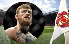 Conor McGregor tuyên bố muốn mua lại Manchester United