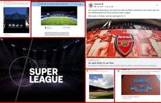 CẬP NHẬT: Các đội bóng Anh đồng loạt rút lui khỏi European Super League!