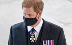 Hoàng tử Harry không gặp lại bố trước khi về Mỹ