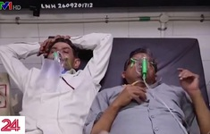 Cướp bình dưỡng khí dành cho bệnh nhân COVID-19 tại Ấn Độ