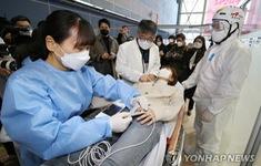 Dịch bệnh COVID-19 diễn biến xấu ở Hàn Quốc
