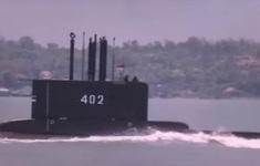 Tàu ngầm Hải quân Indonesia mất tích cùng 53 thủy thủ đoàn