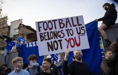Florentino Perez tố UEFA đứng sau vụ biểu tình của CĐV Chelsea