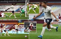 Aston Villa 1-2 Man City: Ngược dòng chiến thắng, vững vàng ngôi đầu