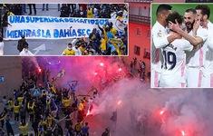 Cadiz 0-3 Real Madrid: Chiến thắng dễ dàng