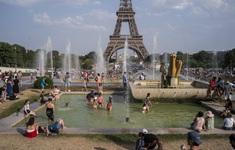 Năm 2020 là năm nóng nhất được ghi nhận ở châu Âu