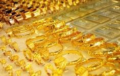 Giá vàng tăng vọt, vượt mốc 56 triệu đồng/lượng