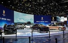 Triển lãm ô tô Thượng Hải trở lại sau thời gian ảnh hưởng bởi đại dịch