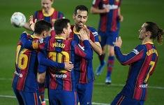 Barcelona 5-2 Getafe: Messi tỏa sáng, Barca bám sát Real