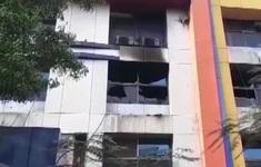 Cháy bệnh viện ở Ấn Độ, 13 bệnh nhân COVID-19 thiệt mạng