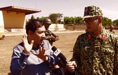 NSƯT Quang Thắng và trải nghiệm đáng nhớ trong Chúng tôi chiến sĩ 2021