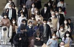 Nhật Bản tái ban bố tình trạng khẩn cấp tại một số địa phương