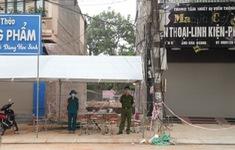 Vĩnh Phúc: Sơ tán người dân trong bán kính 500m để xử lý quả bom 340kg