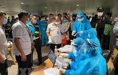 Lãnh đạo các đơn vị tại sân bay phải chịu trách nhiệm nếu lây nhiễm COVID-19