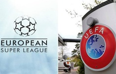UEFA ra phát quyết về 12 CLB tham gia Super League