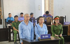 Hơn 33 năm tù cho cặp đôi lừa đảo, chiếm đoạt tài sản