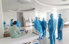 Bệnh viện Bạch Mai cơ sở 2 bắt đầu điều trị bệnh nhân COVID-19
