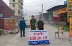 Bắc Giang có nhiều ca lây nhiễm COVID-19 tại khu công nghiệp