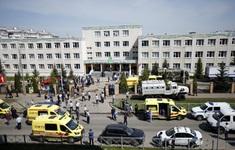 Xả súng ở trường học tại Nga, ít nhất 11 người thiệt mạng