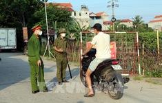 Ngày đầu thực hiện giãn cách tại Thuận Thành, Bắc Ninh