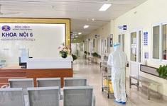 Chiều 11/5, Bộ Y tế công bố thêm 27 ca mắc COVID-19 trong nước