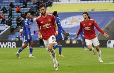 Thống kê trước trận Manchester United - Leicester City: Man xanh chờ Quỷ đỏ sảy chân