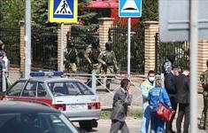Tổng thống Nga yêu cầu siết chặt sử dụng vũ khí dân sự sau vụ xả súng