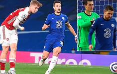 """Chelsea 0-1 Arsenal: """"Tội đồ"""" Jorginho giúp Pháo thủ giành 3 điểm ngay tại Stamford Bridge"""
