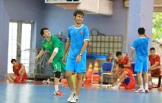 ĐT Futsal Việt Nam chốt danh sách đi UAE đá play-off tranh vé dự World Cup