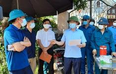 Bắc Giang khẩn trương xét nghiệm truy vết các khu nhà trọ của công nhân