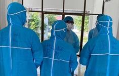 Chuyên gia y tế Việt Nam hỗ trợ cấp cứu kịp thời một thai phụ người Lào mắc COVID-19
