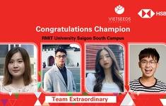 Đại học RMIT giành quán quân Cuộc thi Giải quyết Tình huống Kinh doanh năm 2021