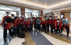 ĐT Futsal Việt Nam có mặt tại UAE, sẵn sàng tranh vé dự VCK FIFA Futsal World Cup