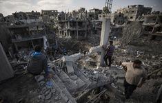 Israel không kích dữ dội thành phố Gaza, 42 người Palestine thiệt mạng
