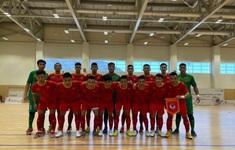 ĐT Futsal Việt Nam ngược dòng thắng ĐT Iraq trong trận giao hữu