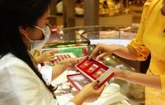 Giá vàng tăng vọt phiên đầu tuần
