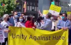 Tuần hành chống kỳ thị người gốc Á diễn ra tại nhiều bang của nước Mỹ