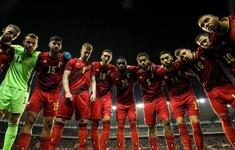 ĐT Bỉ công bố danh sách 26 cầu thủ tham dự EURO 2020
