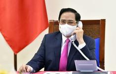 Đưa quan hệ đối tác chiến lược Việt Nam - Nhật Bản tiếp tục phát triển mạnh mẽ