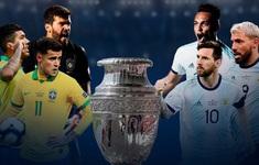 Argentina vẫn sẽ đồng đăng cai tổ chức Copa America 2021