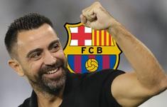 Xavi trở lại đàm phán với Barcelona