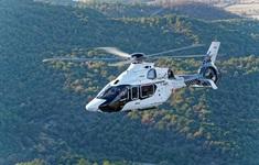 Trực thăng H160 thế hệ mới được cấp chứng nhận của Cục hàng không dân dụng Nhật Bản