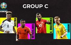 BXH Bảng C UEFA EURO 2020: ĐT Áo dẫn đầu, ĐT Hà Lan đứng thứ 2