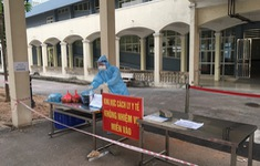 Bắc Ninh triển khai mô hình Trạm Y tế lưu động và Tổ Chăm sóc người nhiễm COVID-19 tại cộng đồng