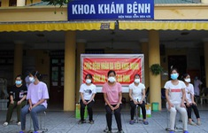 Bắc Giang đã có hơn 2.100 bệnh nhân COVID-19 ra viện