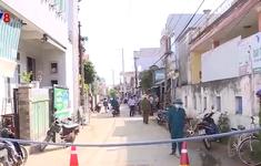 Quảng Ngãi: Cách ly y tế khu dân cư có ca dương tính với SARS-CoV-2